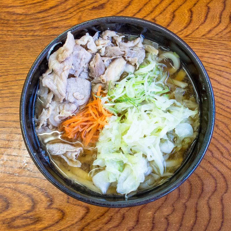 吉田のうどん 麺'ズ 冨士山