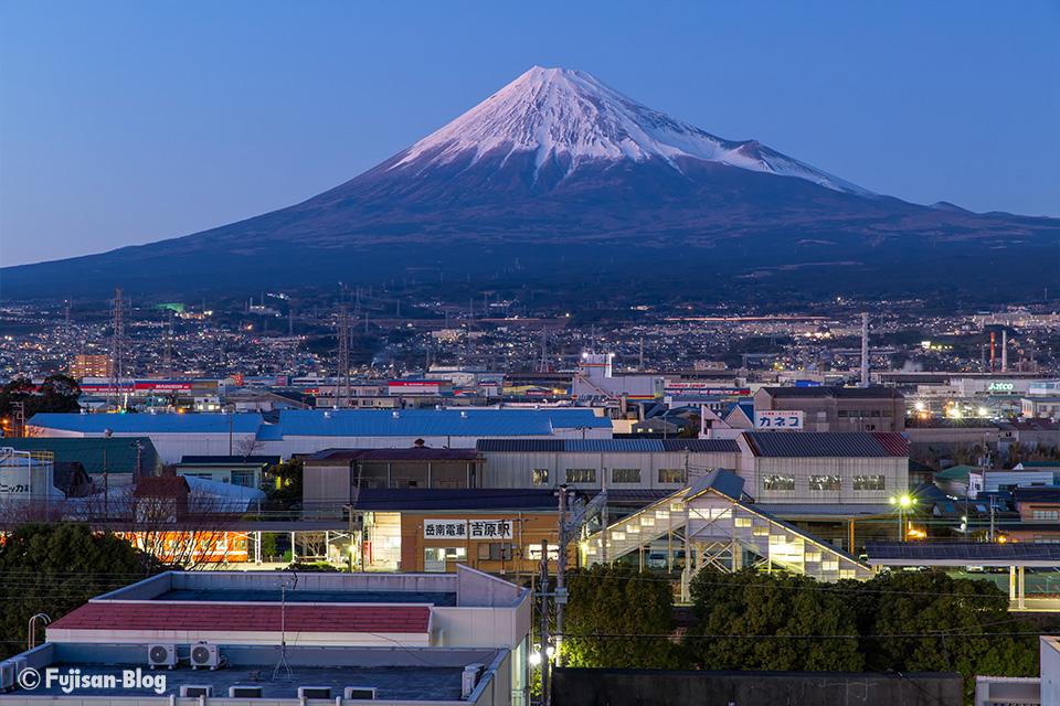 【富士山写真】2020年富士山の日